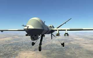 Американский «Жнец» БПЛА MQ-9 Reaper: преимущества и характеристики ударного дрона