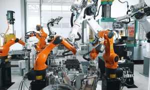 Промышленная робототехника: «умные машины» в производстве