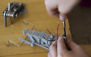 Как собрать робота самостоятельно в домашних условиях: от простого к сложному