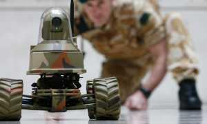 Боевые роботы в военной робототехнике