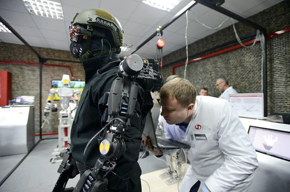 монтажом перекрытия роботы российской разработки трамп красивая