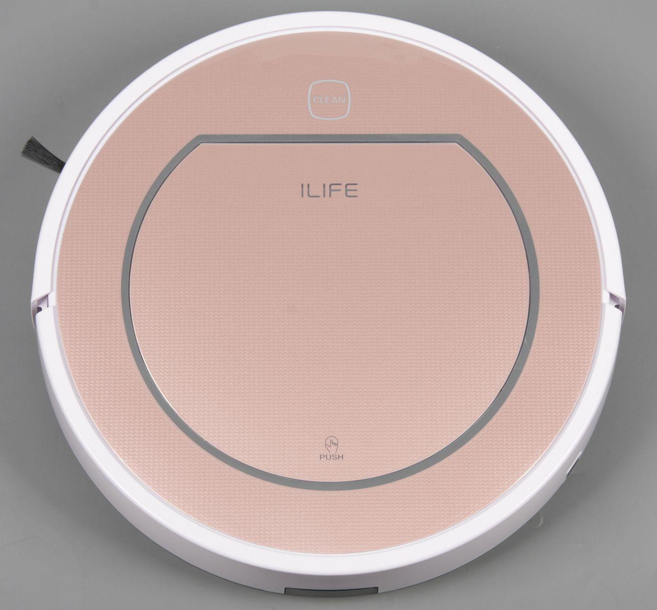 Дизайн iLife V7S Plus