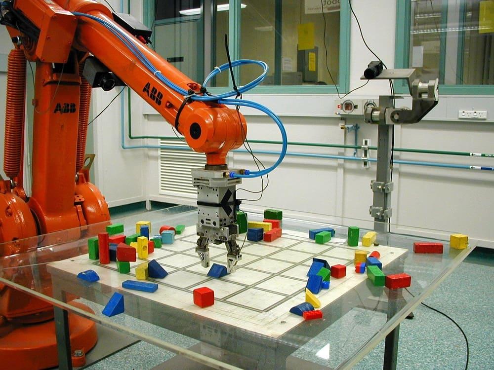 Роботы-манипуляторы