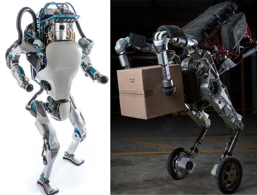 Андроидные роботы