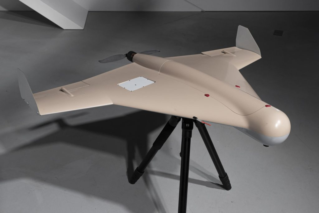 Боевой дрон КУБ-БЛА