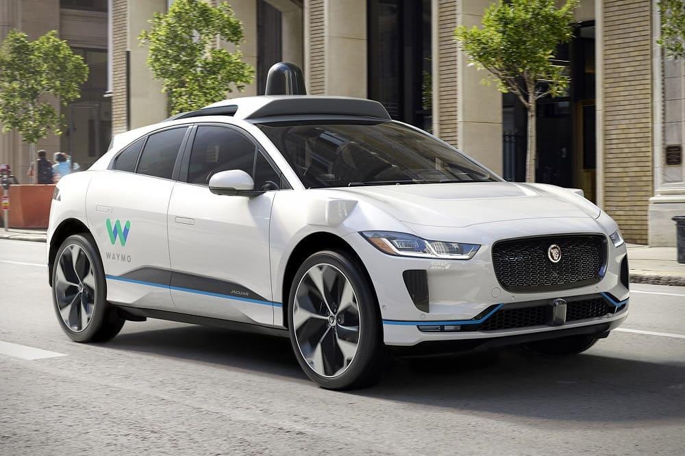Беспилотный автомобиль Waymo