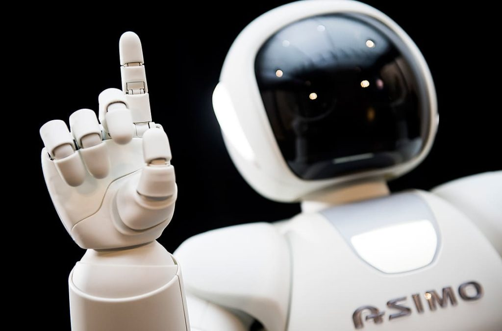 Робот Асимо