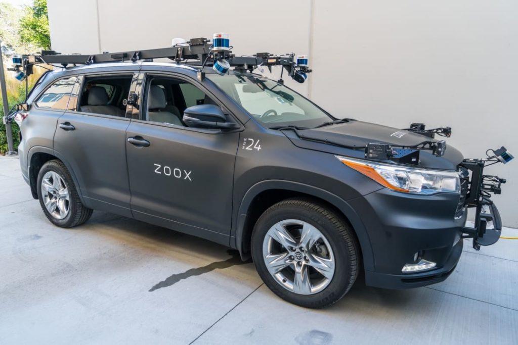 Беспилотный автомобиль Zoox