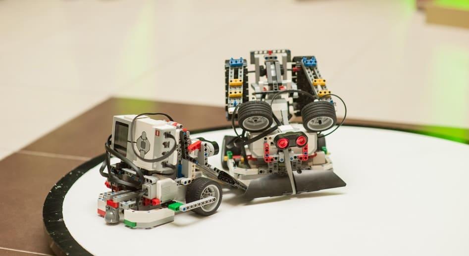 Роботы сумоисты EV3