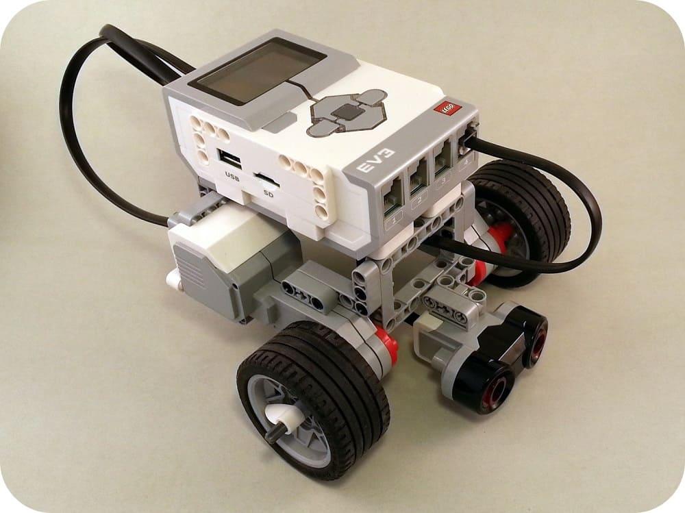 Робот для кегельринг квадро