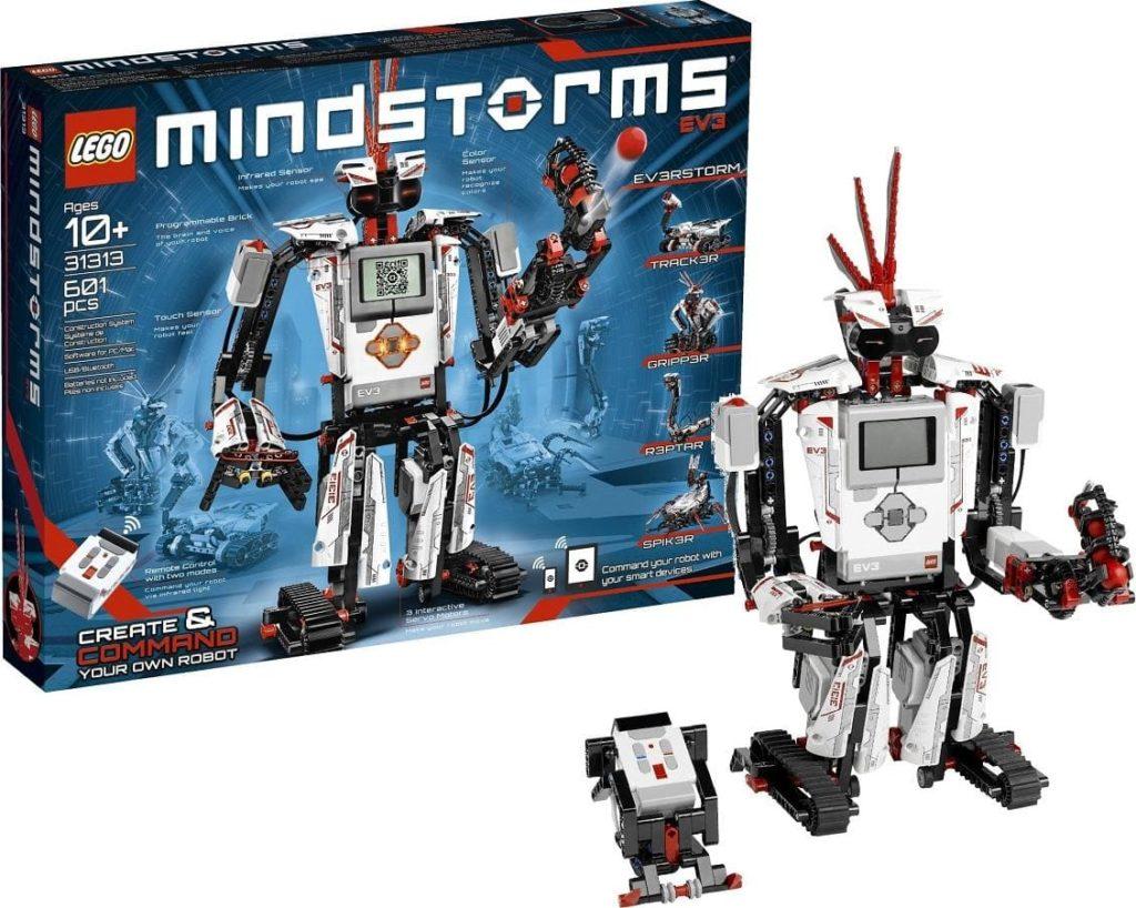 Lego Mindstorms EV3 Home