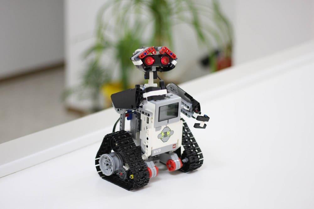 Робот Лего EV3