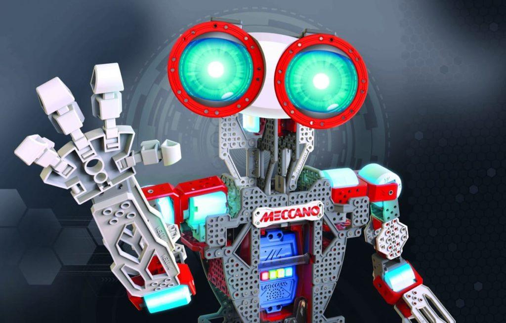 Робот Мекканойд
