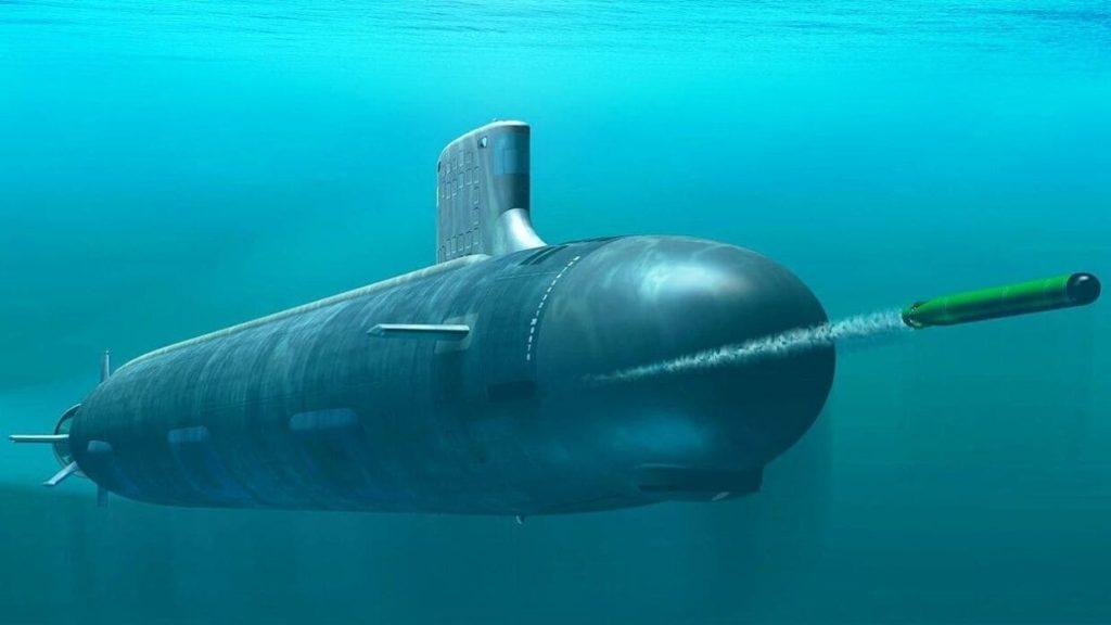Подводный беспилотник Статус 6