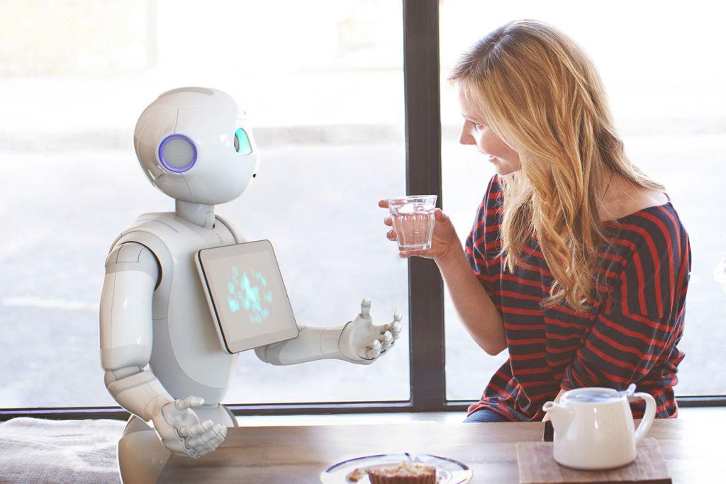 Роботы в нашей жизни