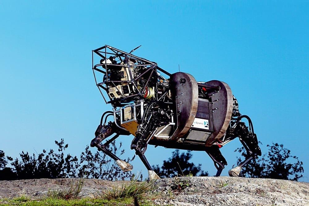 Роботы-животные