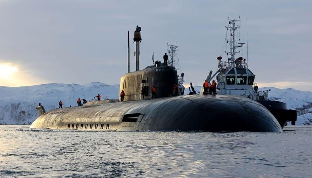 """Подводная лодка """"Белгород"""""""""""