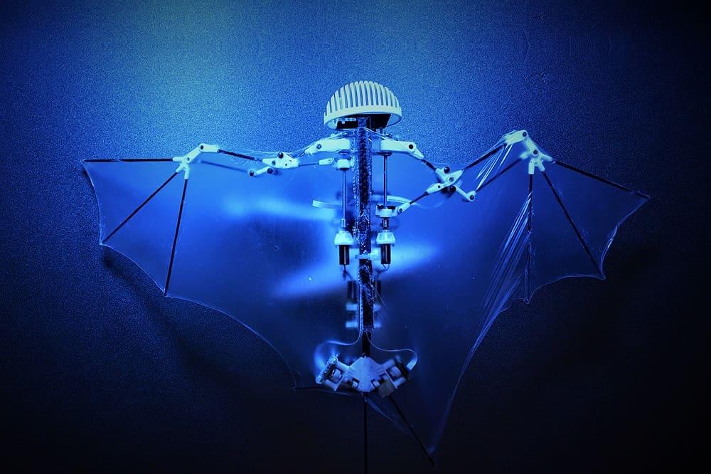 Робот-летучая мышь Bat Bot