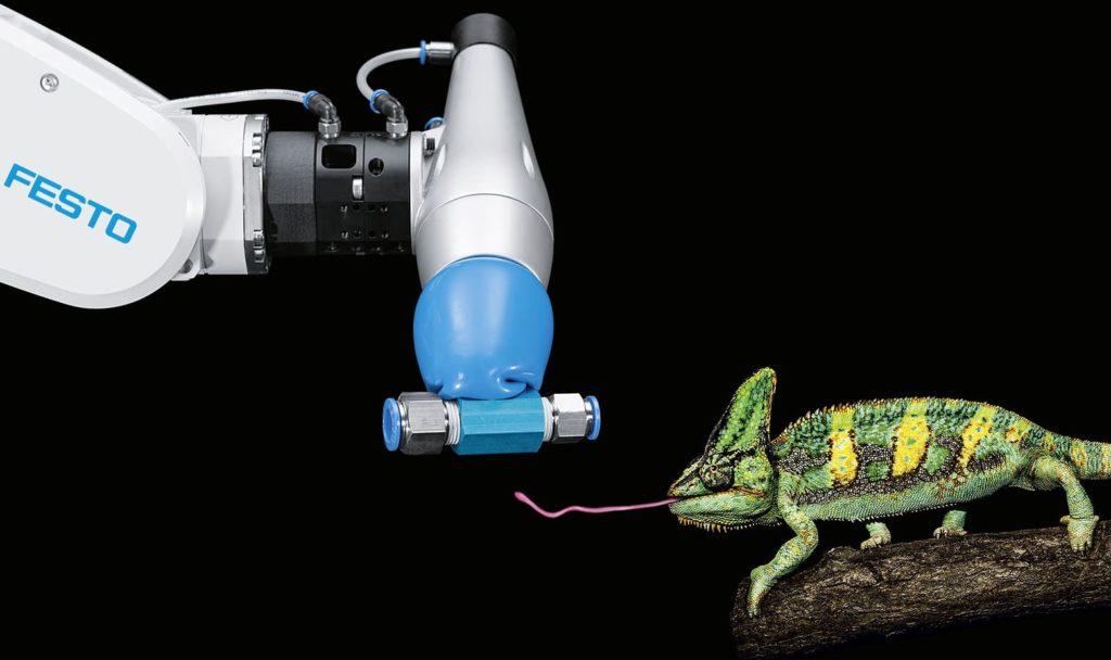 Бионические роботы Festo