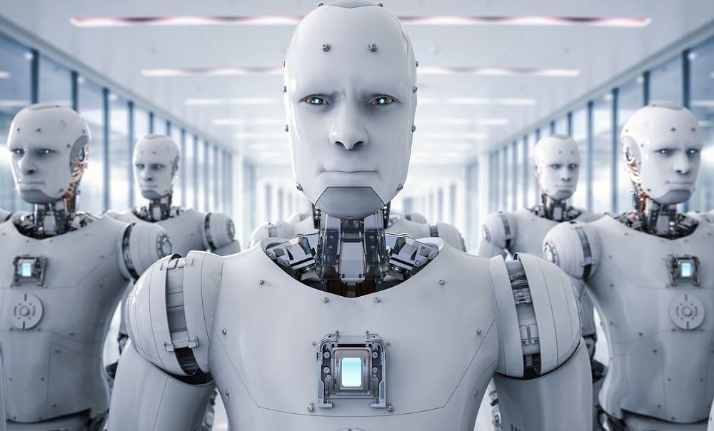 Роботы захватят мир