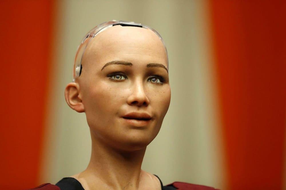 История создания роботов