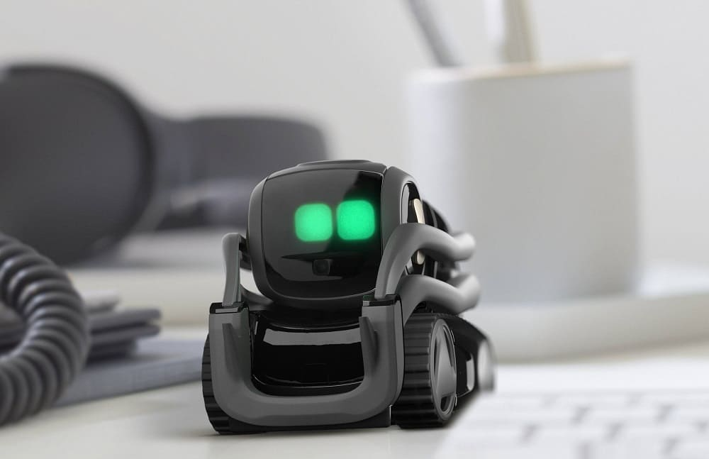 Полезность робота Вектора