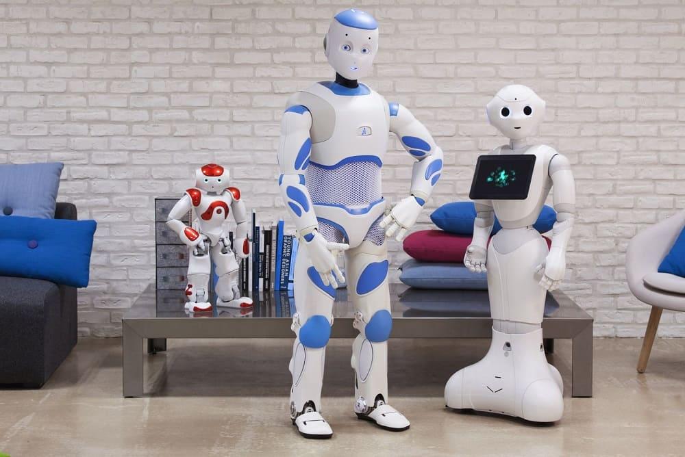 Виды роботов