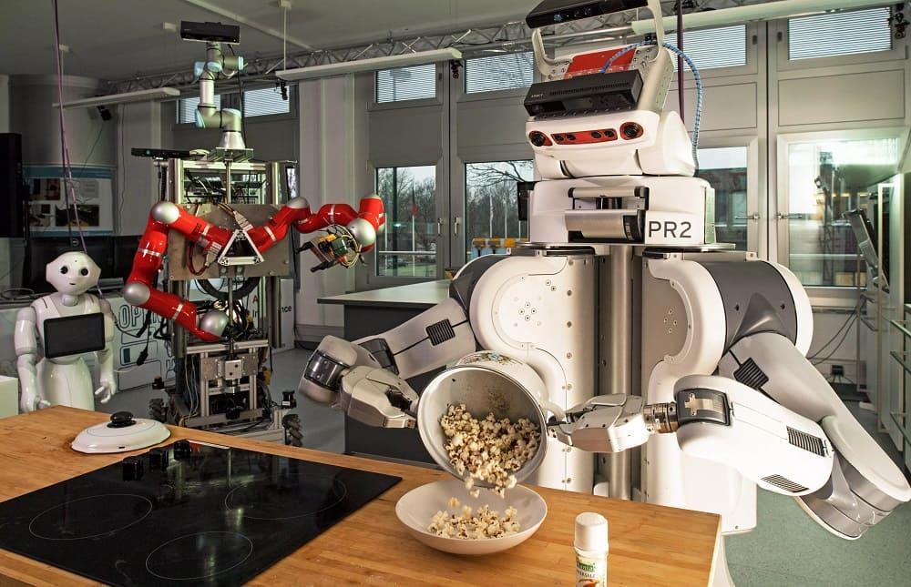 Типы роботов