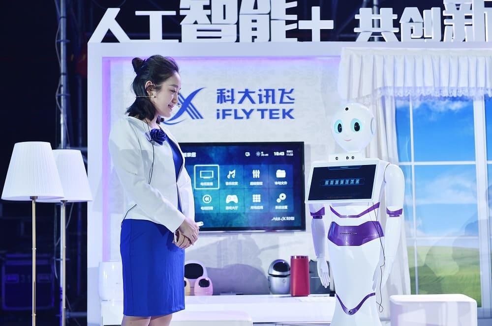 Китайский робот Smart Doctor Assistant